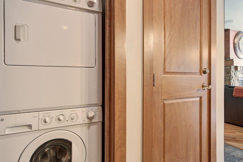 Lavatrice / asciugatrice interna