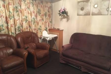California Sands - Sunny two double bedroom Chalet, location de vacances à Runham