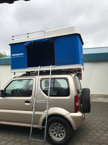 4x4 Roof Top Tent Camper Jimny Blacksheepcampers Updated