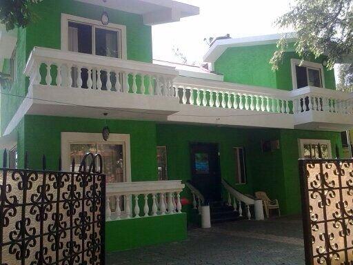 Green Villa, holiday rental in Wai