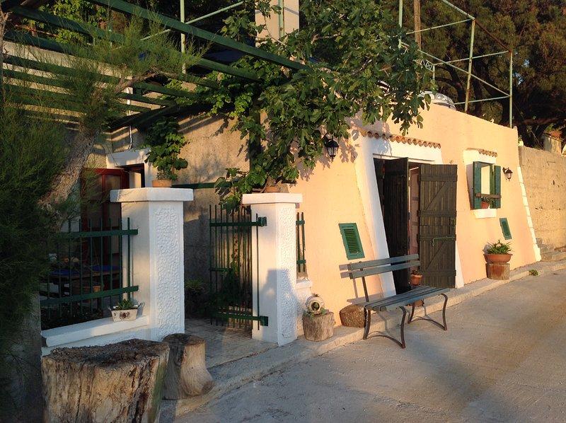 Tumbin, vacation rental in Krilo Jesenice