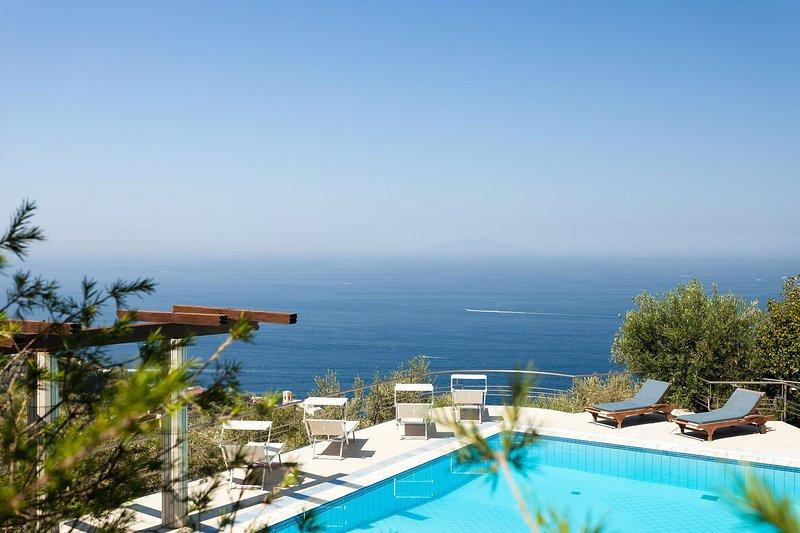 Villa Felicia, holiday rental in Marciano