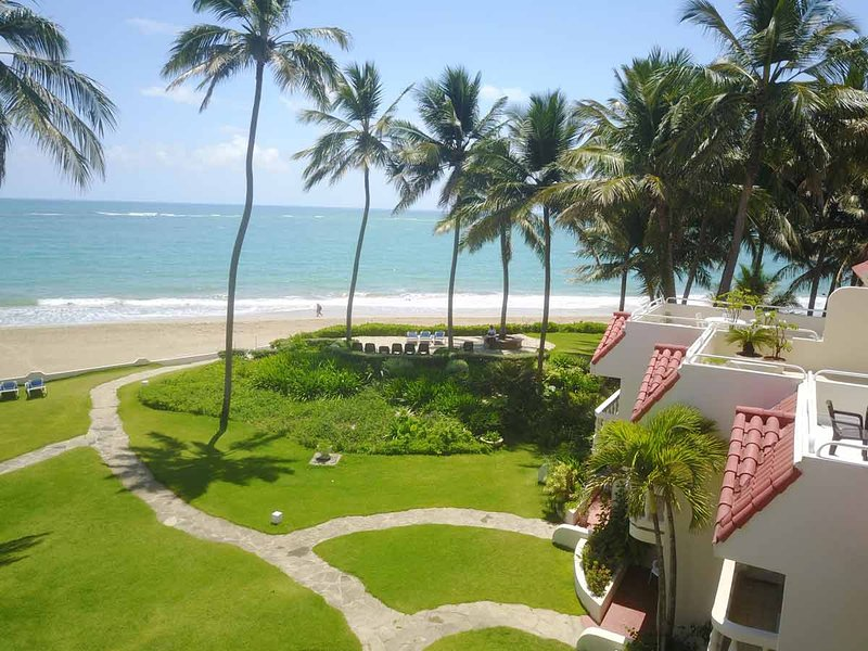 Exceptional beach location in Caberete. View of the Atlantic Ocean from every floor.