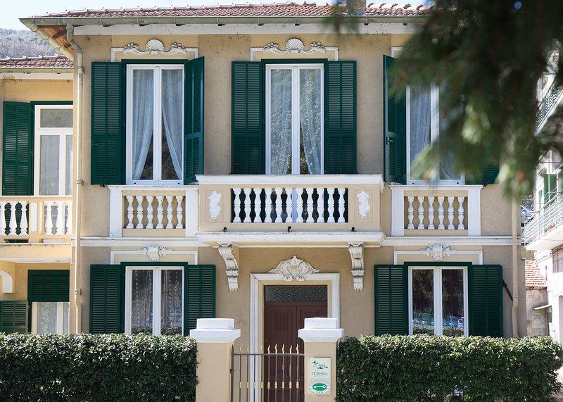 Dussaiga - La casa di Meluccio, location de vacances à Isolabona