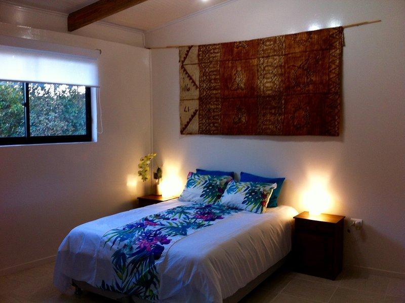 CHEZ HIVA - Loft 3 : Studio Town & Beach - full equip. (2p) - SERNATUR 34383, holiday rental in Easter Island