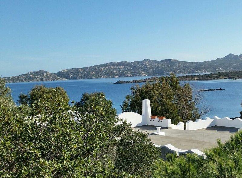 Villa Olivia, un renacimiento en el ala orilla del mar