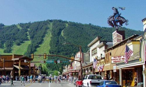 JACKSON HOLE DOWNTOWN CONDO, holiday rental in Jackson