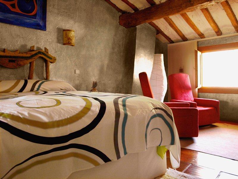 Calidad y calidez en Casa Tila, un rincón de La Rioja para disfrutar, holiday rental in Ausejo