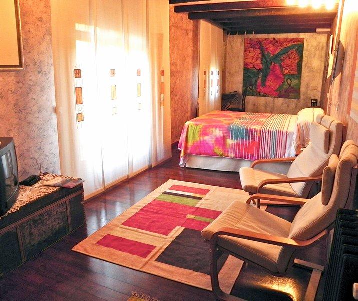 Casa Tila, un rincón de la Rioja para desconectar, holiday rental in Ausejo