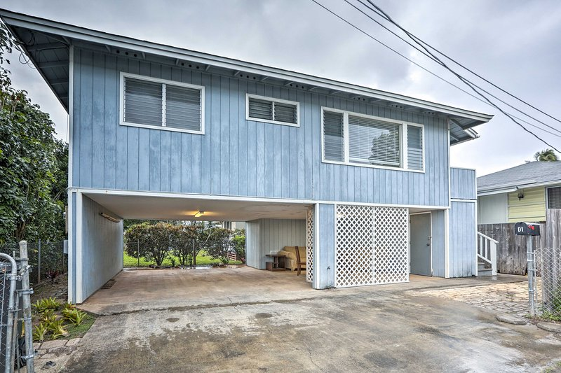 Say aloha to this amazing Kailua vacation rental home!
