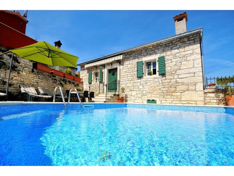 Casa Antignana, casa vacanza a Tinjan
