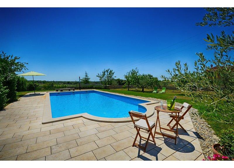 Villa Benka, alquiler de vacaciones en Sveti Lovrec