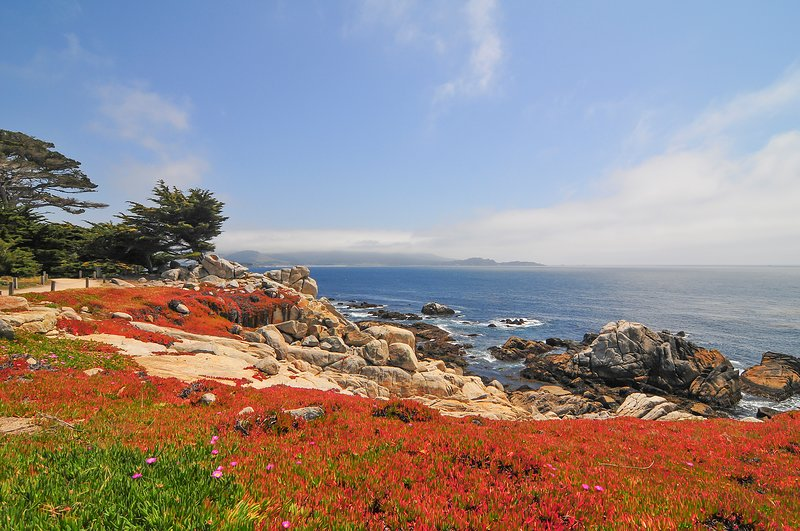 Aux alentours - Carmel par la mer