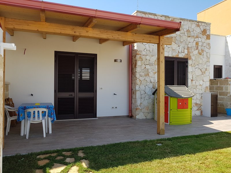 Villa Summer -Divertimento e relax a Torre Lapillo, location de vacances à Torre Lapillo