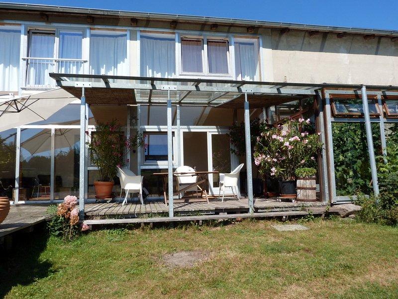 Wo sich Kranich und Fuchs gute Nacht sagen, location de vacances à Waddeweitz