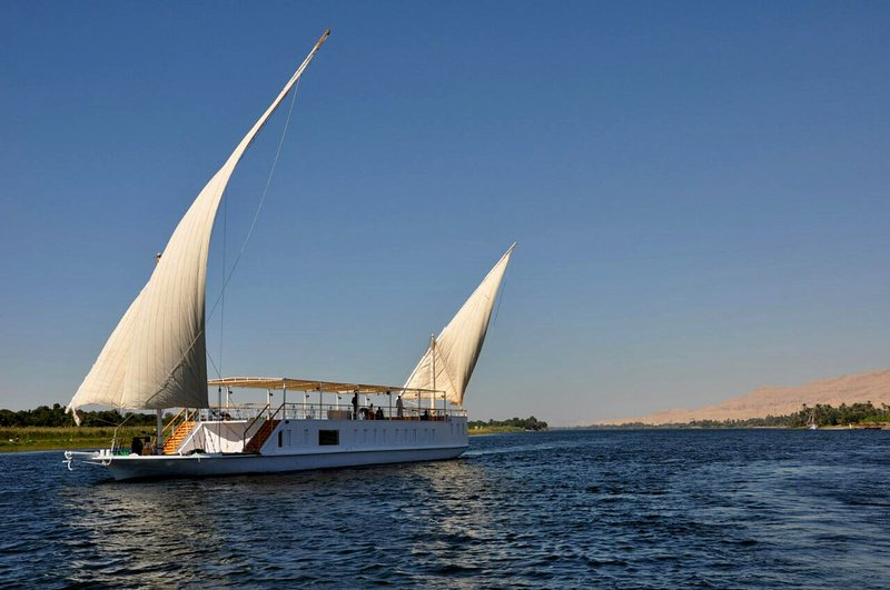 Isadora Private Nile Cruise, vacation rental in Nile River Valley