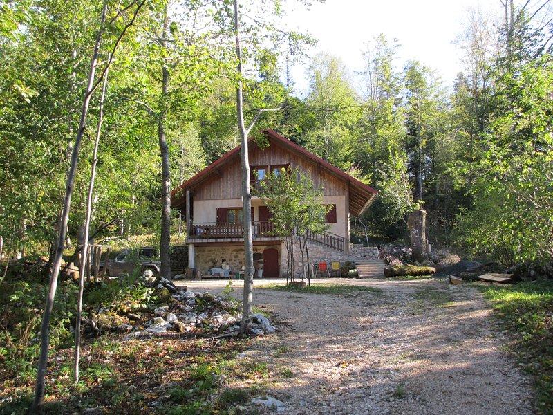 Šumska kuća, holiday rental in Bribir
