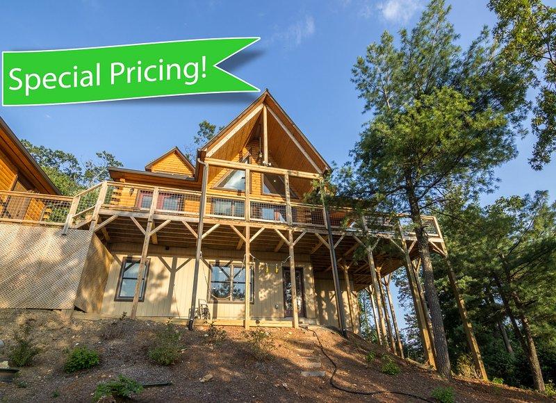 tree top lodge updated 2019 6 bedroom house rental in blowing rock rh tripadvisor com