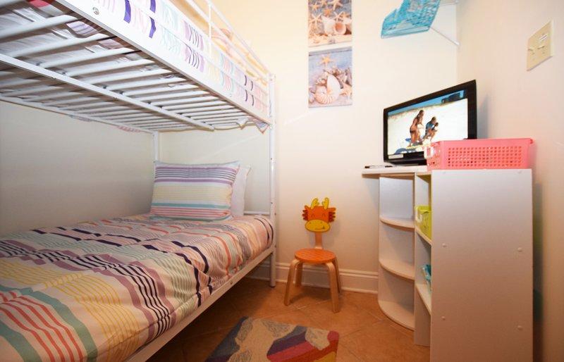 Bunk Room Sea Dunes Resort Unit 202 Fort Walton Beach Okaloosa Island vakantie-verhuur