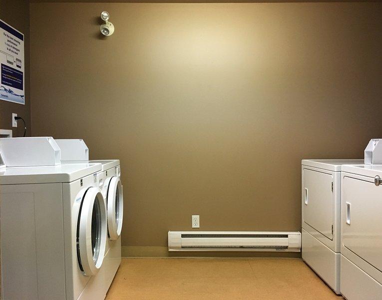 Geteilt Wäscherei