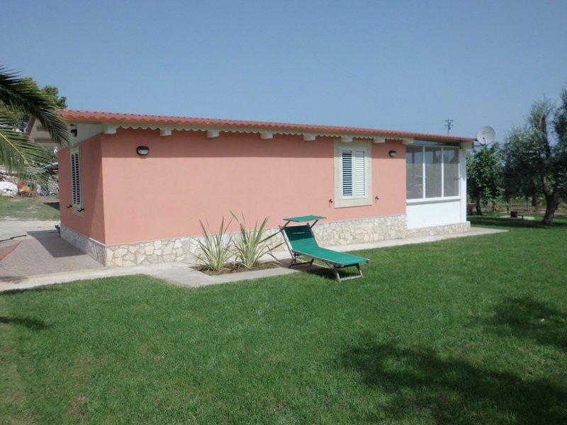 Pecorelli house, vacation rental in Vieste