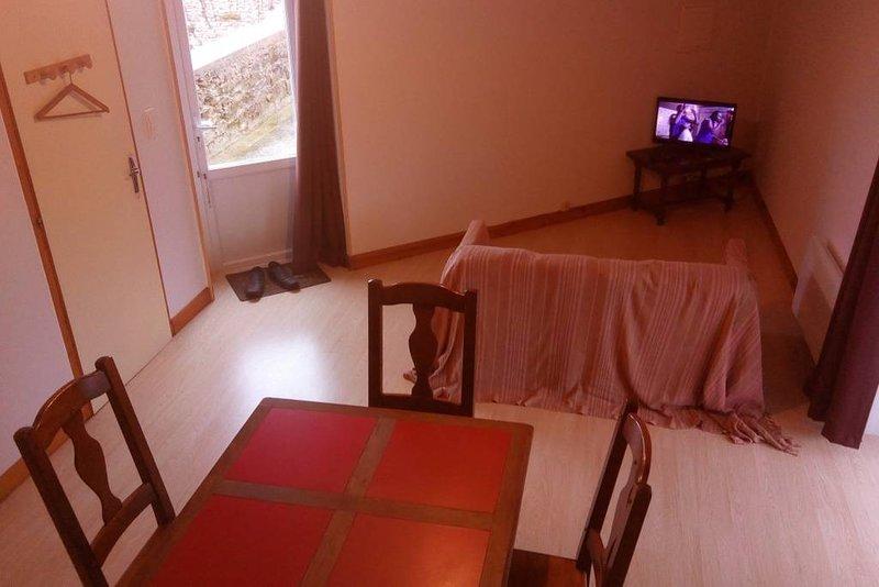LA FORGE REGION SAULIEU SEMUR EN AUXOIS, holiday rental in Brianny
