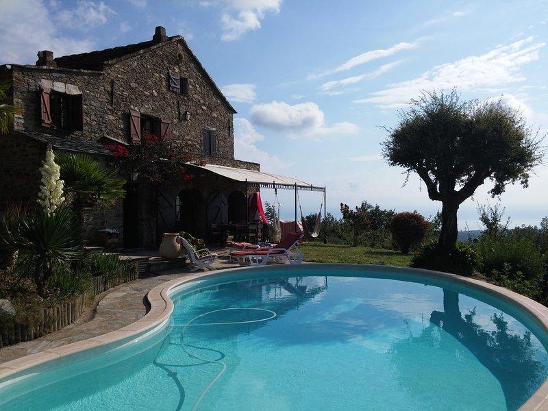 Miason corse dans le maquis, holiday rental in Canale-di-Verde