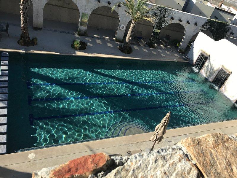 piscina para familias