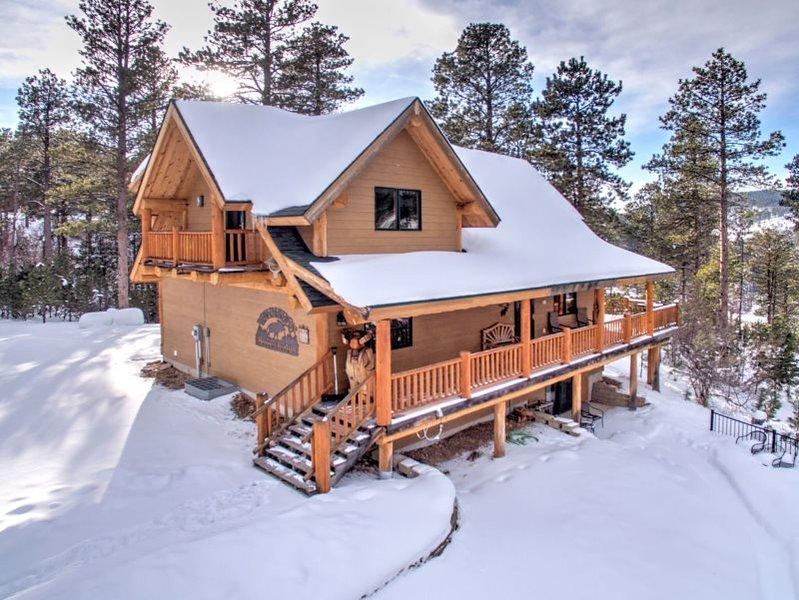 Wannabee Moose Lodge, alquiler de vacaciones en Sturgis