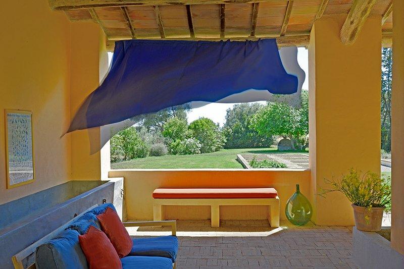 Fonte Marina LENTISCO, holiday rental in Marina Velca