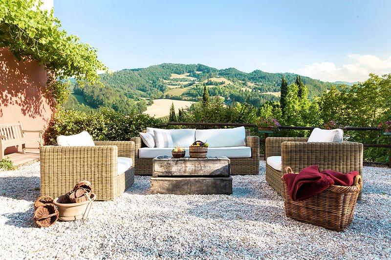 Torre Fantino Torre Fantino, vacation rental in Tredozio