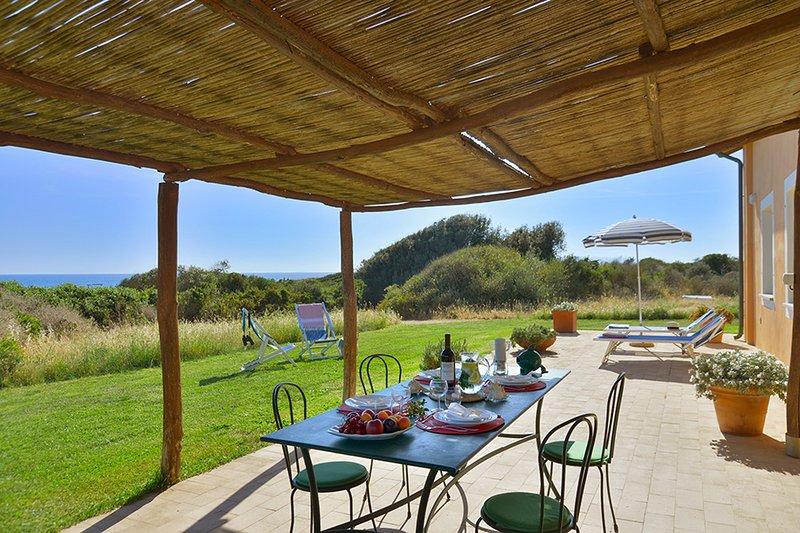 Costa Piccola Costa Piccola, holiday rental in Pescia Romana