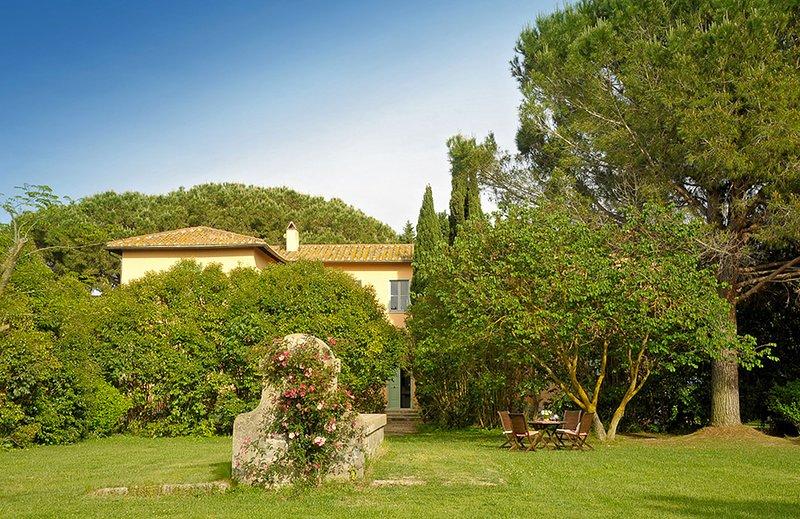 Fonte Marina MIRTO, holiday rental in Marina Velca