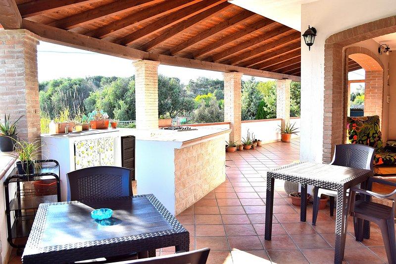 Mi casa es tu casa B&B CUARTO BLANCO, vacation rental in Portoscuso