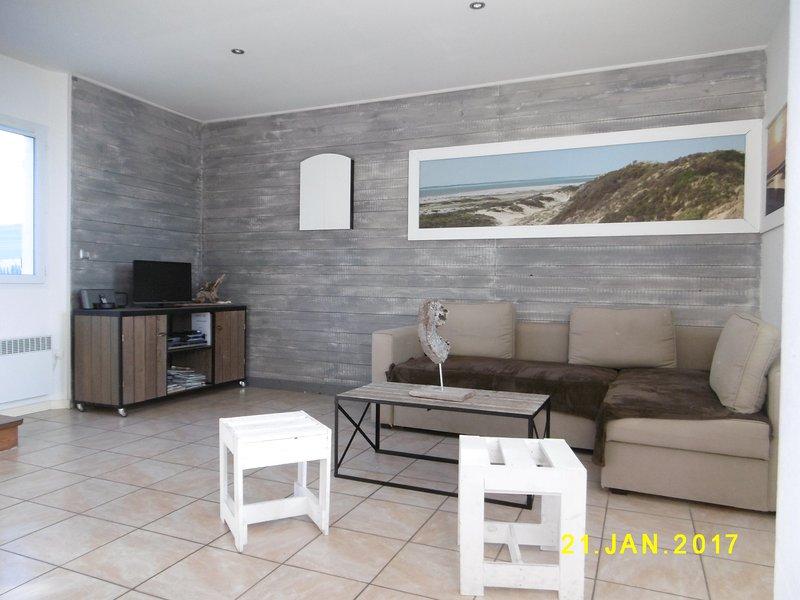 maison de vacances en 'baie de somme' cayeux sur mer  haut de france  picardie, aluguéis de temporada em Cayeux-sur-Mer