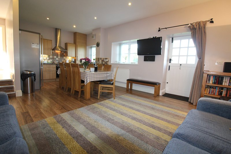 Briarhill House spacious open plan ground floor