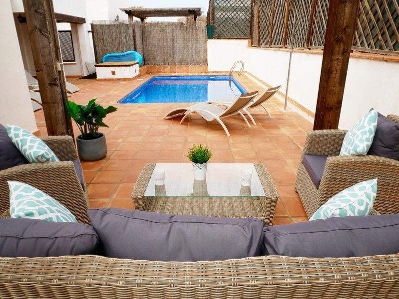 Delightful Villa Pirita with Private Pool on El Valle Golf Resort.