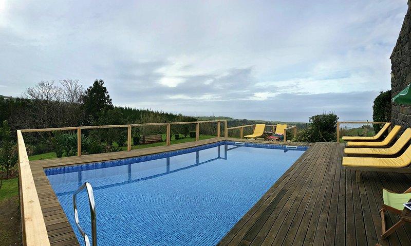 Tradicampo - A Arribana, Sao Miguel, Azores, vacation rental in Agua Retorta