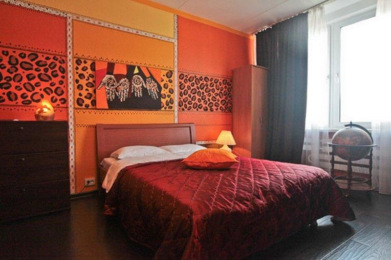2-room apt. at Novyy Arbat, 16 (041), aluguéis de temporada em Mytishchinsky District