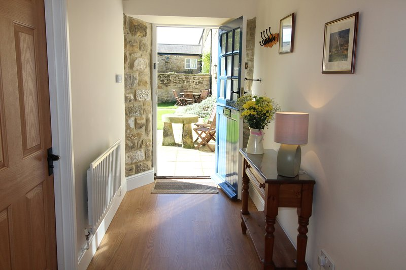 Maltpool Cottage at Burradon Farm, holiday rental in Seaton Delaval