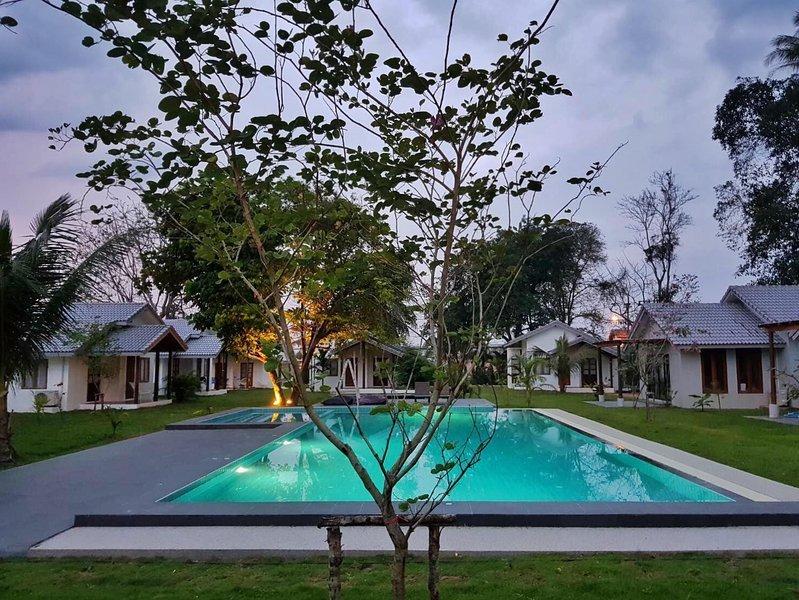 Silan residence 1 Bedroom Signature House No. 6 Garden/Pool Zone, alquiler vacacional en Ban Thong Nai Pan
