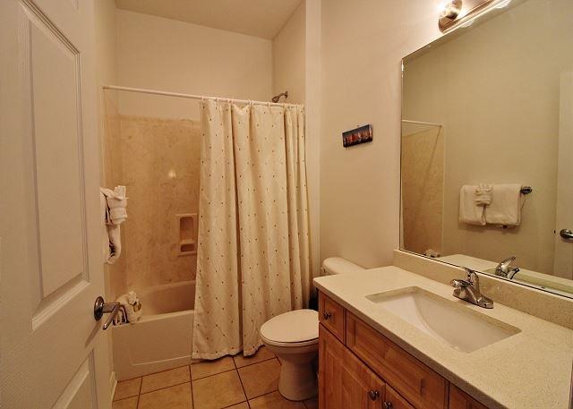 Bathroom off 2nd Bedroom