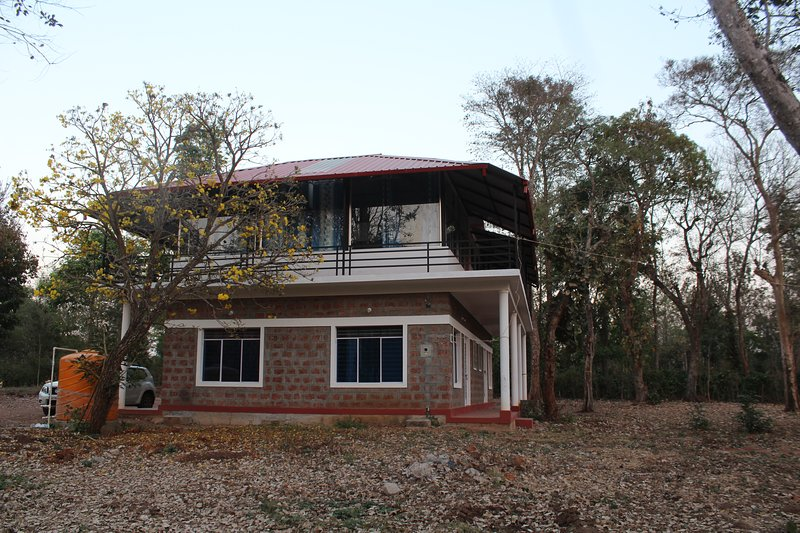 external view .the suite is on first floor