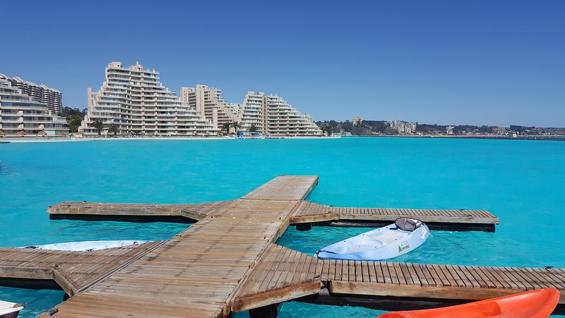 San Alfonso Del Mar Updated 2019 Prices Condominium >> San Alfonso Del Mar Departamento 31 Edificio Bitacora