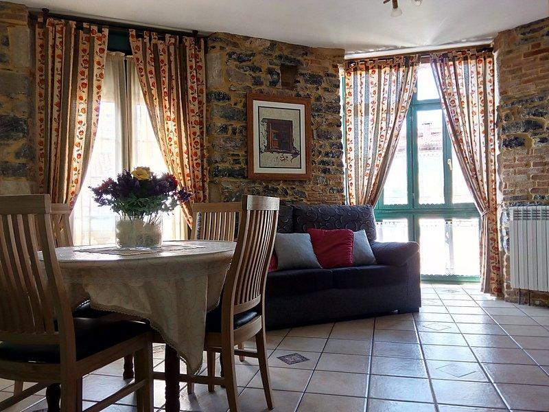 Viviendas de Uso Turistico El Manin, holiday rental in Villaviciosa