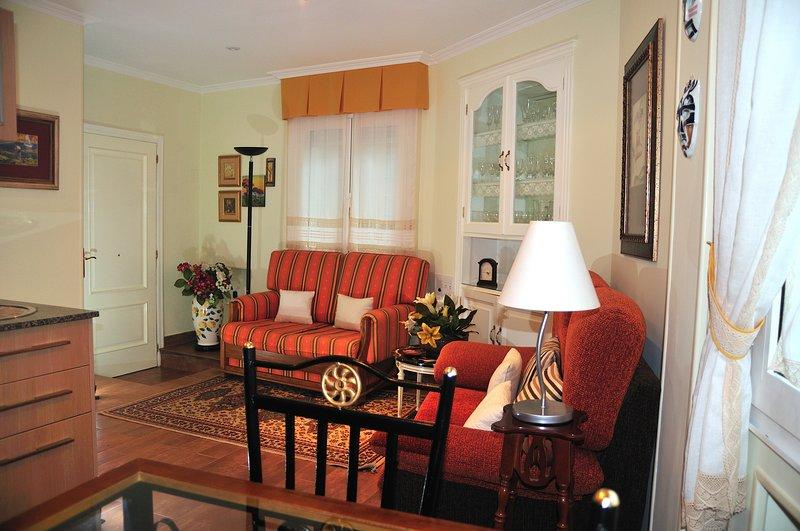 2 habitaciones en el centro de O'Grove por se, location de vacances à El Grove