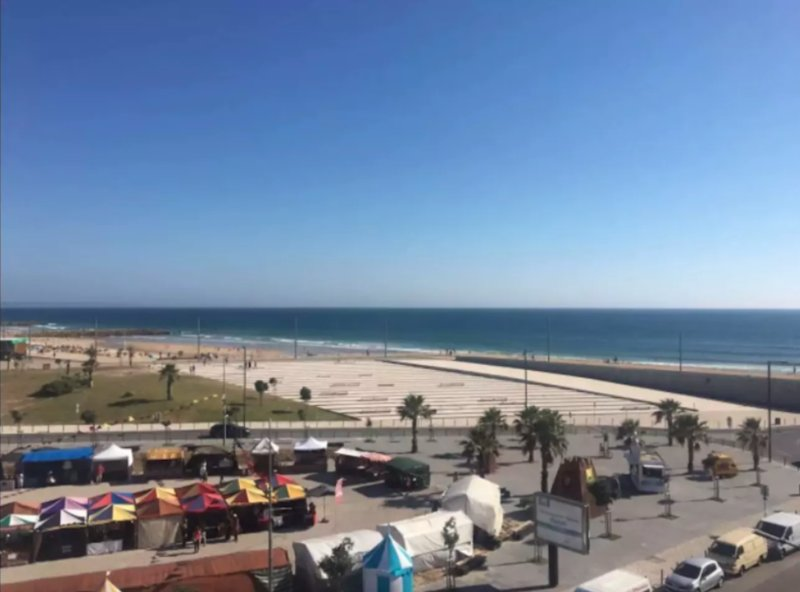 Charming Apartment With Sea View Near Lisbon, vacation rental in Costa da Caparica