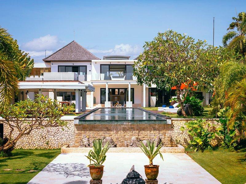 Villa Anucara - La villa