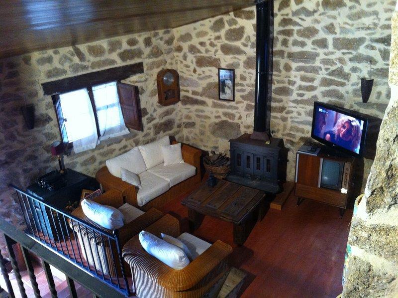 Casa Rural Arribes de Fermoselle, holiday rental in Urros