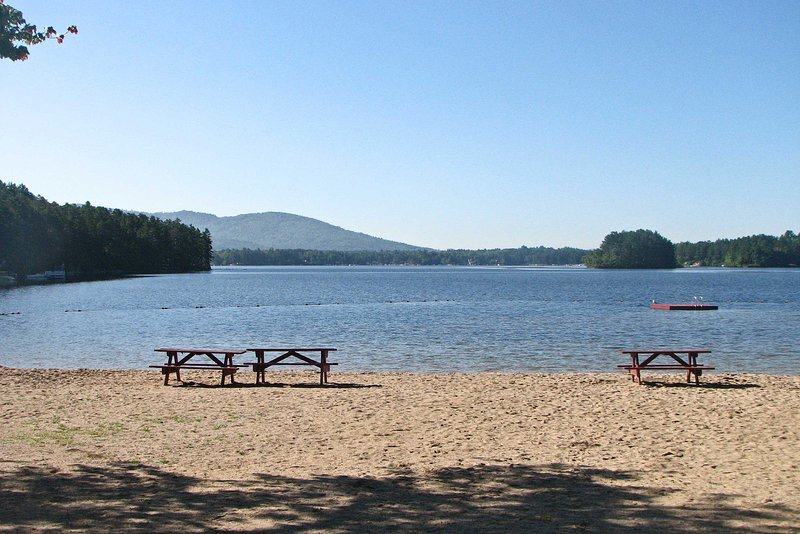 You're within walking or biking distance of Lake Ossipee.